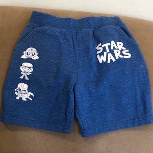 Star Wars boy shorts